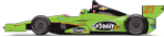 27 - James Hinchcliffe - GoDaddy