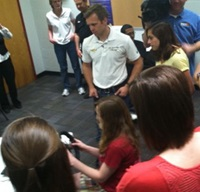 Ed Carpenter at U of I