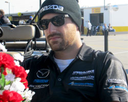 James Hinchclifee at Rolex24