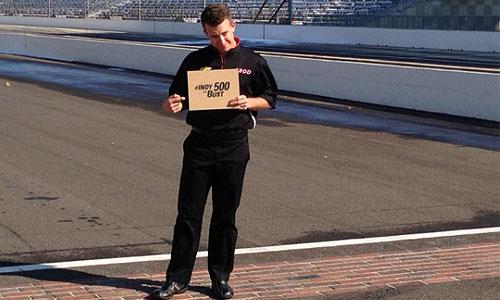 AJ Allmendinger - Indy 500 or Bust