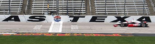 Allmendinger on track at Texas Motor Speedway
