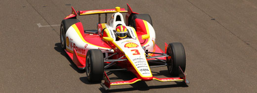 Helio Castroneves aerokit