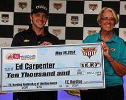 Ed Carpenter