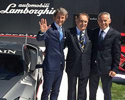 Dallara Lamborghini