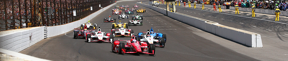 100th Indianapolis 500 Mile Race