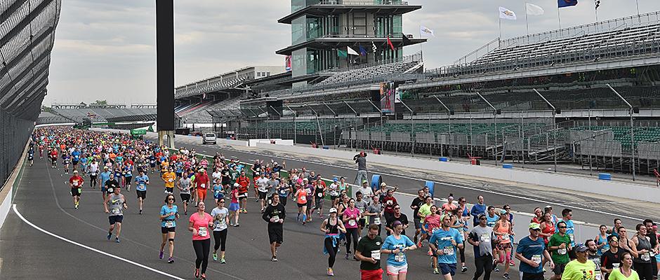 2016 One America 500 Festival Mini-Marathon