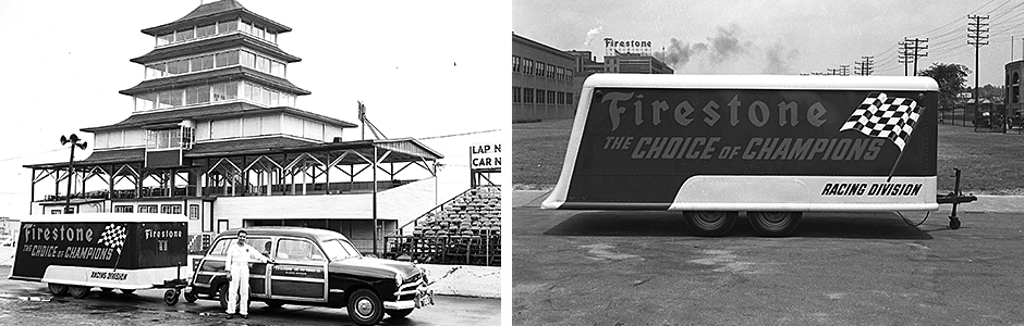 Firestone Tires Through The Years