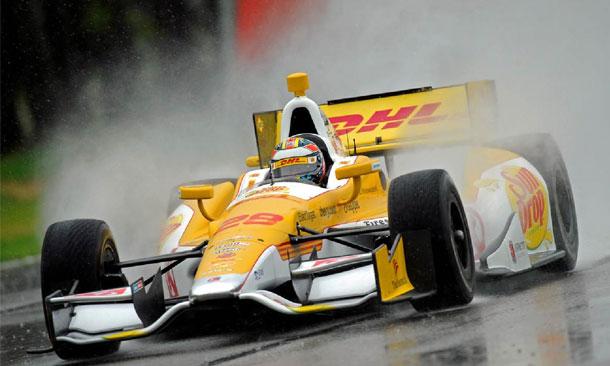 IZOD IndyCar Series Practice 1 from Barber