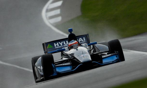 Barber Motorsports Park Hot Spots
