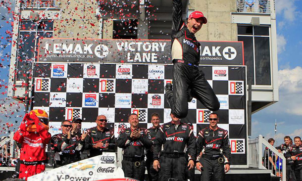 Will Ppwer wins Honda Indy Grand Prix of Alabama
