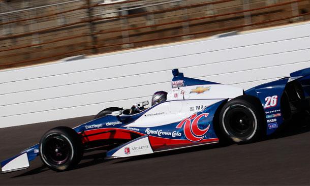 April Indy Test
