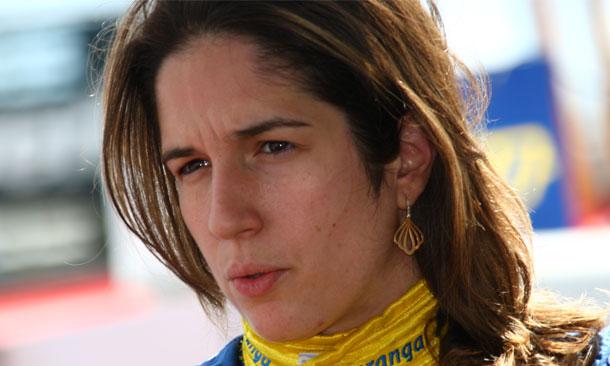 Beatriz Announces Brazil and Indy