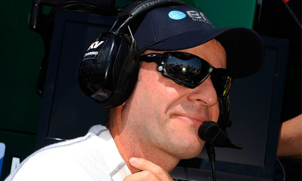 Rubens Barrichello Long Beach