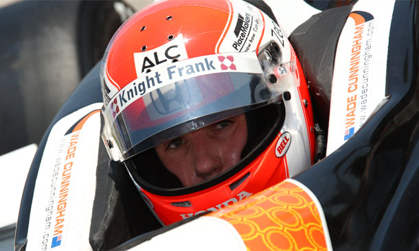 Wade Cunningham joins Foyt for Indy 500