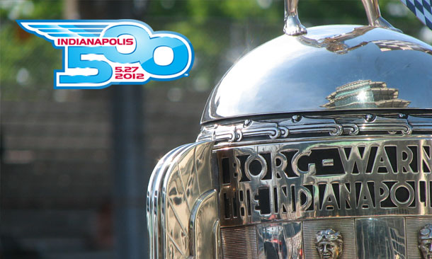 2012 Indianapolis 500 Entry List Submission