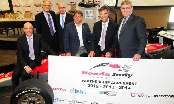 Toronto Contract Extension