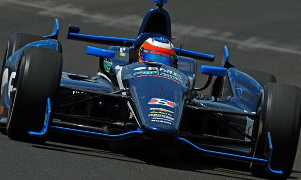Barrichello Rookie Run