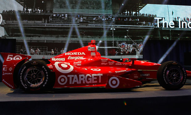 By The Numbers - 2012 Indianapolis 500