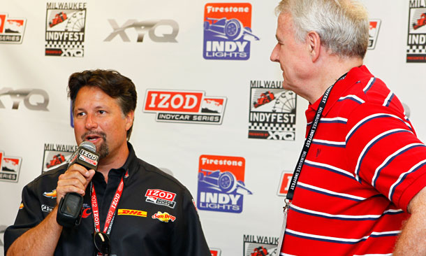 Andretti Milwaukee Announcement