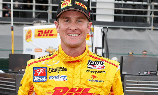 Hunter-Reay re-ups with Andretti Autosport