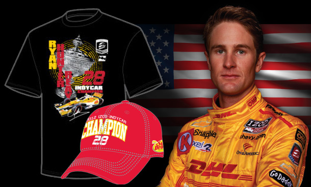 Hunter-Reay Merchandise
