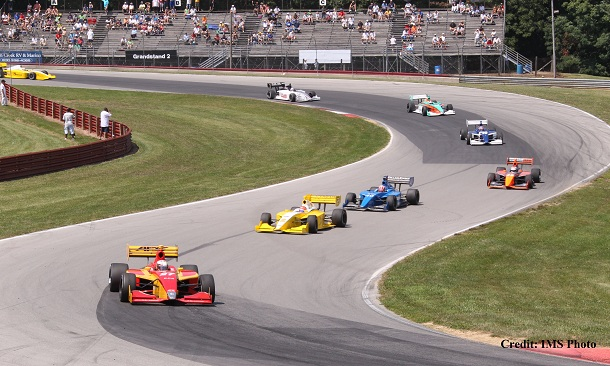 Firestone Indy Lights returns to Mid-Ohio