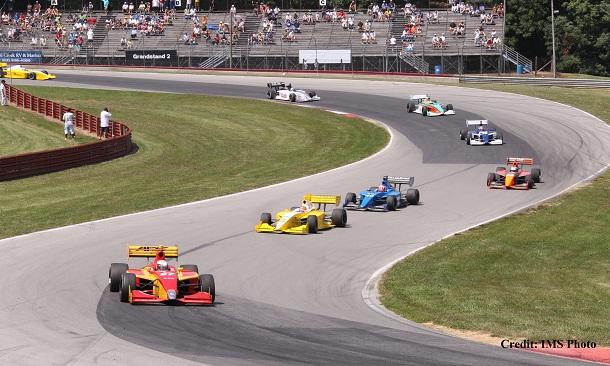 Firestone Indy Lights returns to Mid-Ohio
