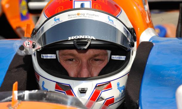 Charlie Kimball Recaps 2012 Season