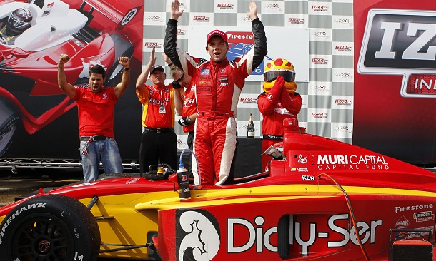 Carlos Munoz returns to Andretti