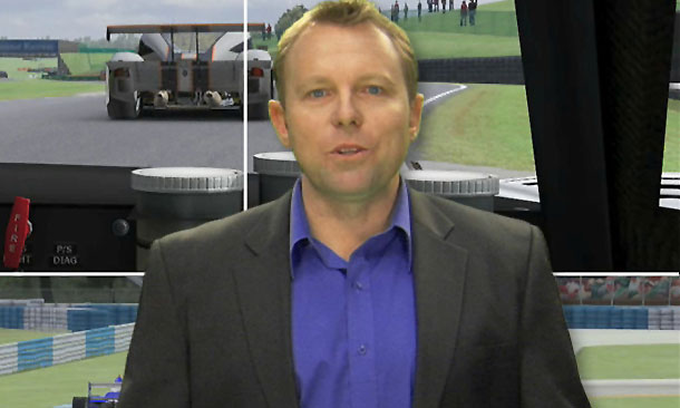 Leigh Diffey to join NBC Sports Network team