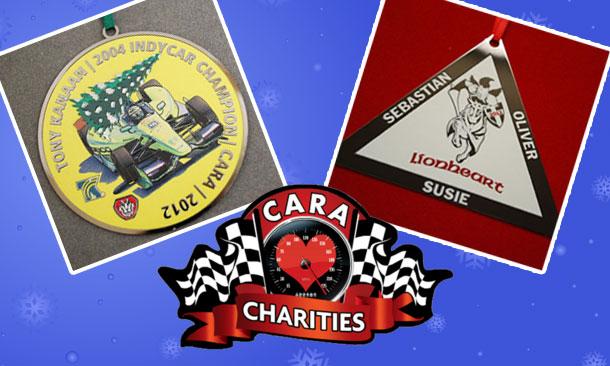 CARA Charities Ornaments