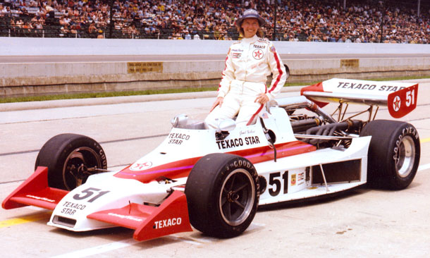 Janet Guthrie at 1979 Indianapolis 500