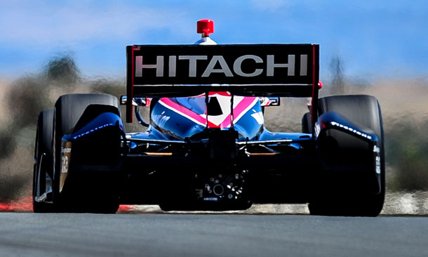 Hitachi returns to Penske