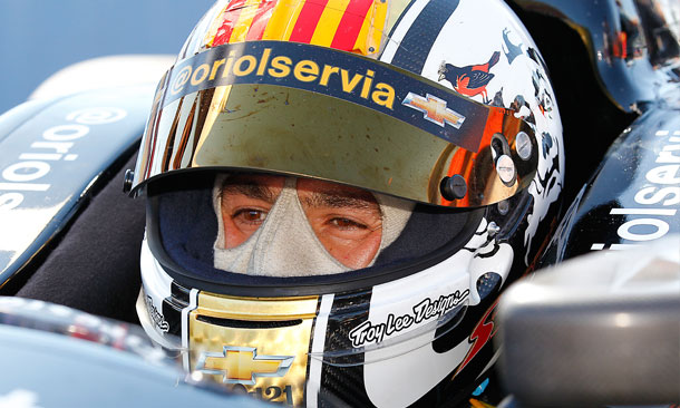 Oriol Servia Returns to Panther-DRR