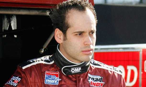 Garcia signs with Team Moore for 2013