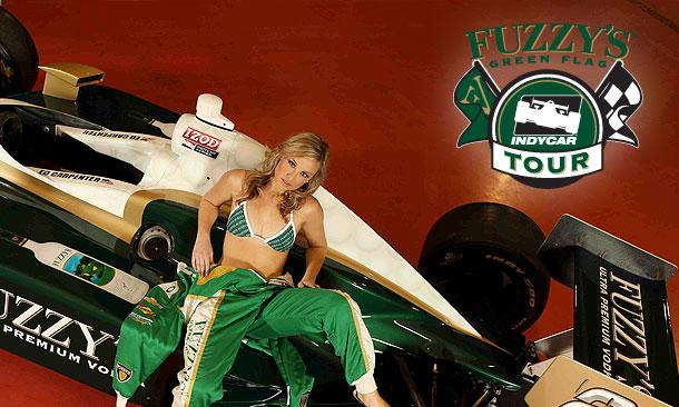 Fuzzy's Green Flag Tour Calendar