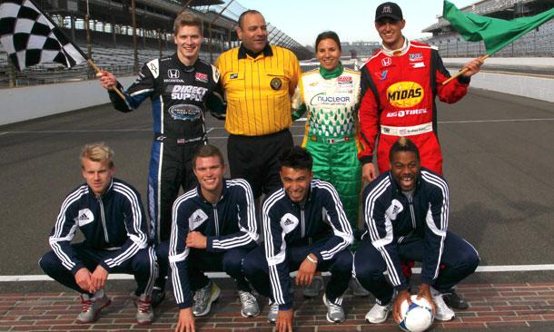 MLS Draft candidates visit IMS