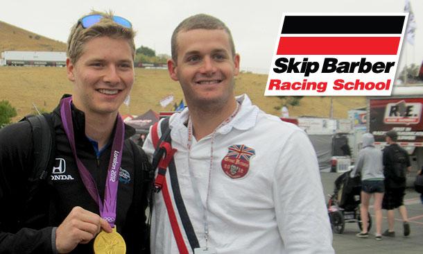Tyler Clary to race for Skip Barber scholarship