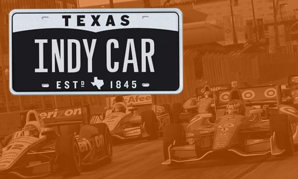Houston License Plates