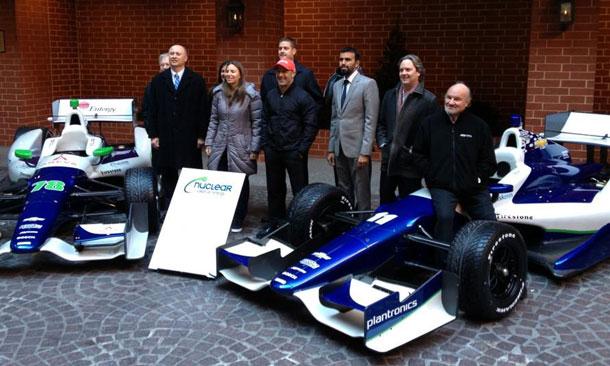 KV Racing Technologies unveil 2013 liveries