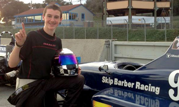 Austin Cindric signs with Andretti