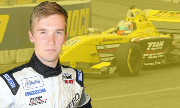 Suvanto returns to Team Pelfrey