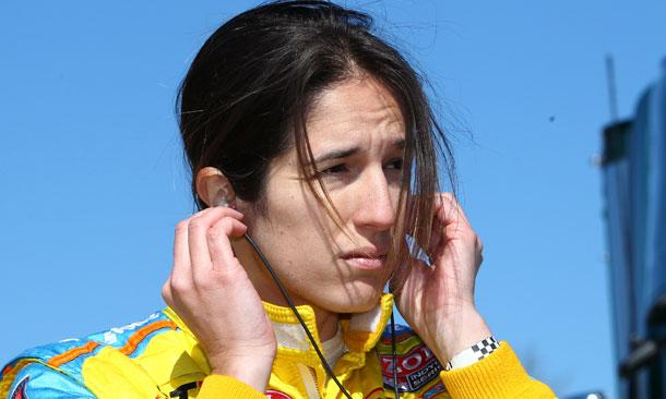 Ana Beatriz at Barber Motorsports Park