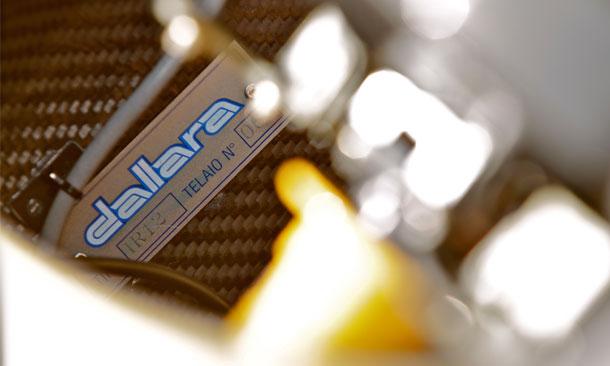 Dallara ID Plate