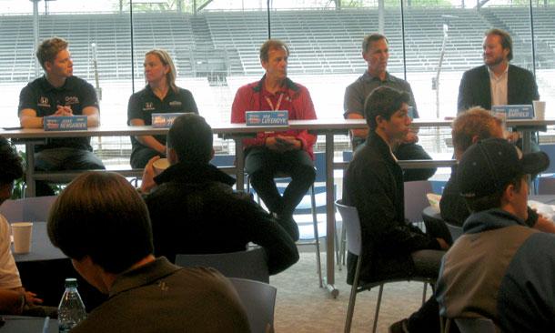 MRTI Oval Summit Panel