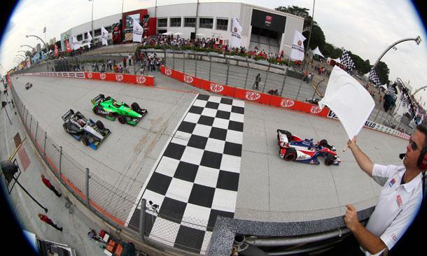 Parity around series entering Indy 500