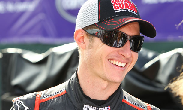 Ryan Briscoe and Panther Racing
