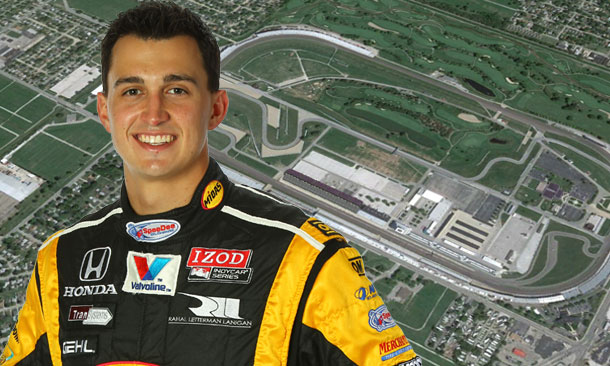 Graham Rahal to test IMS Road Course