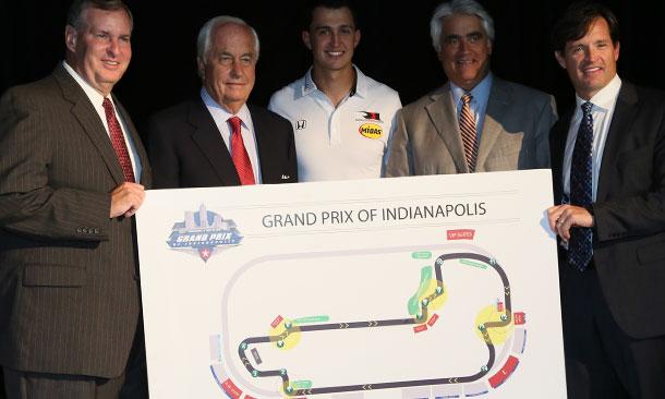 Grand Prix of Indianapolis Announcement