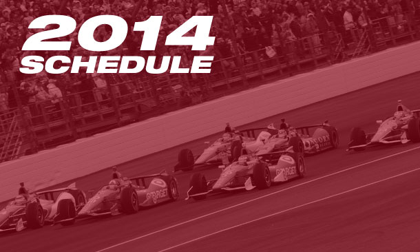2014 Schedule Announcement